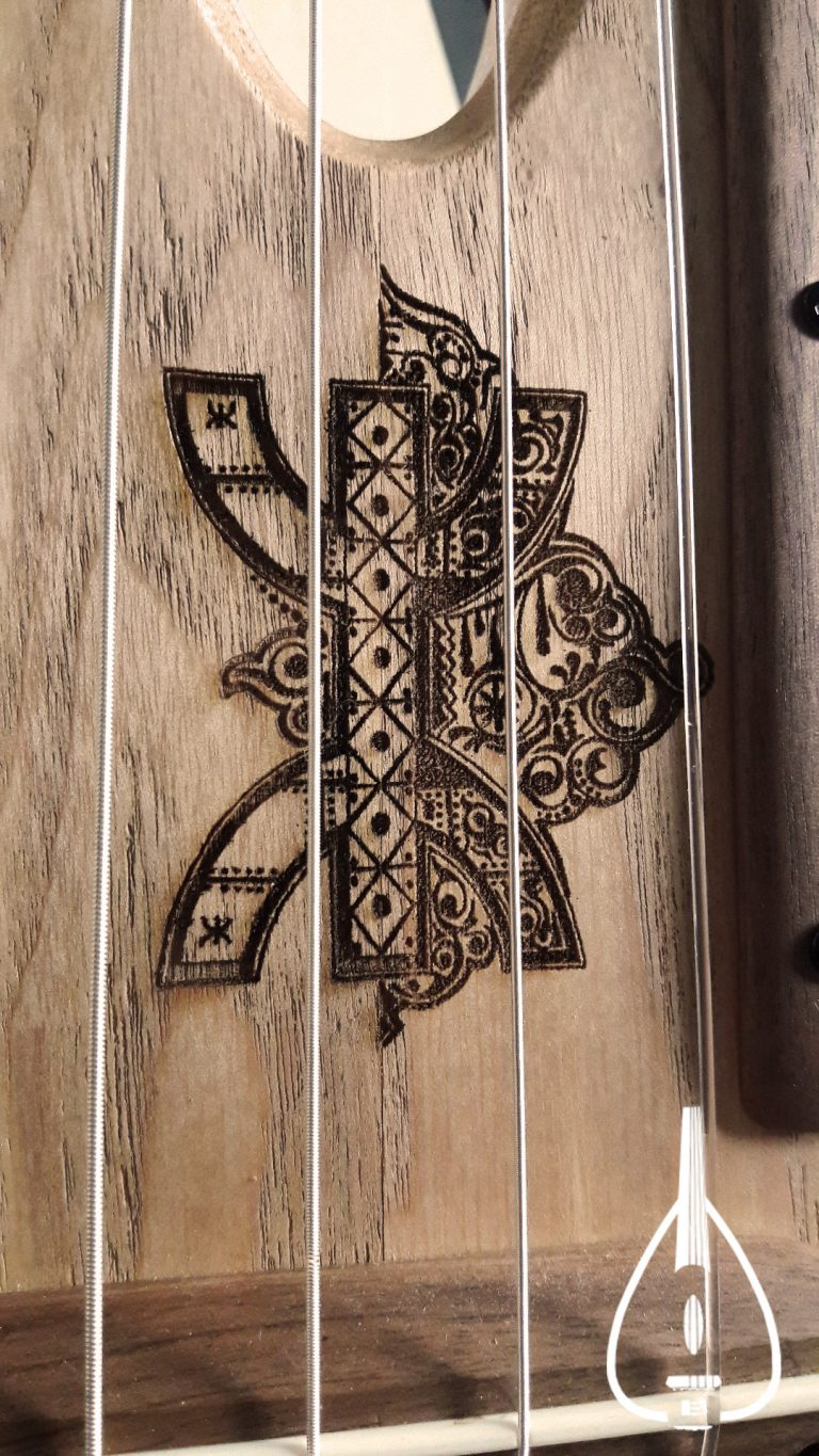 Loutar3 sbd engraved