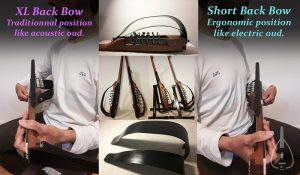 Sylent-oud back bow