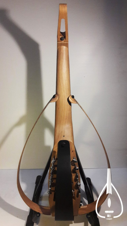 Sylent-oud v3 wood hoops back