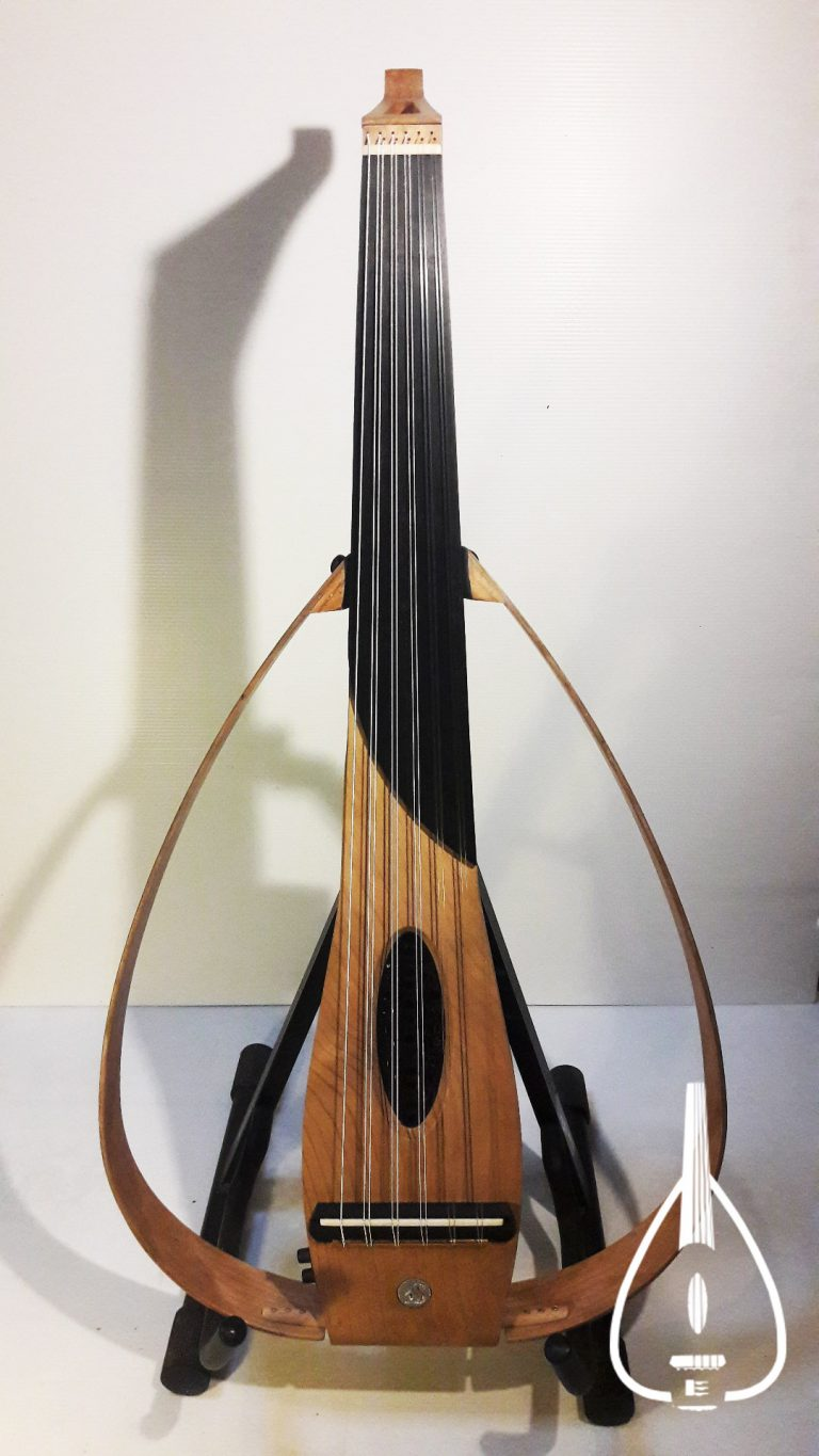Sylent-oud v3 wood hoops face