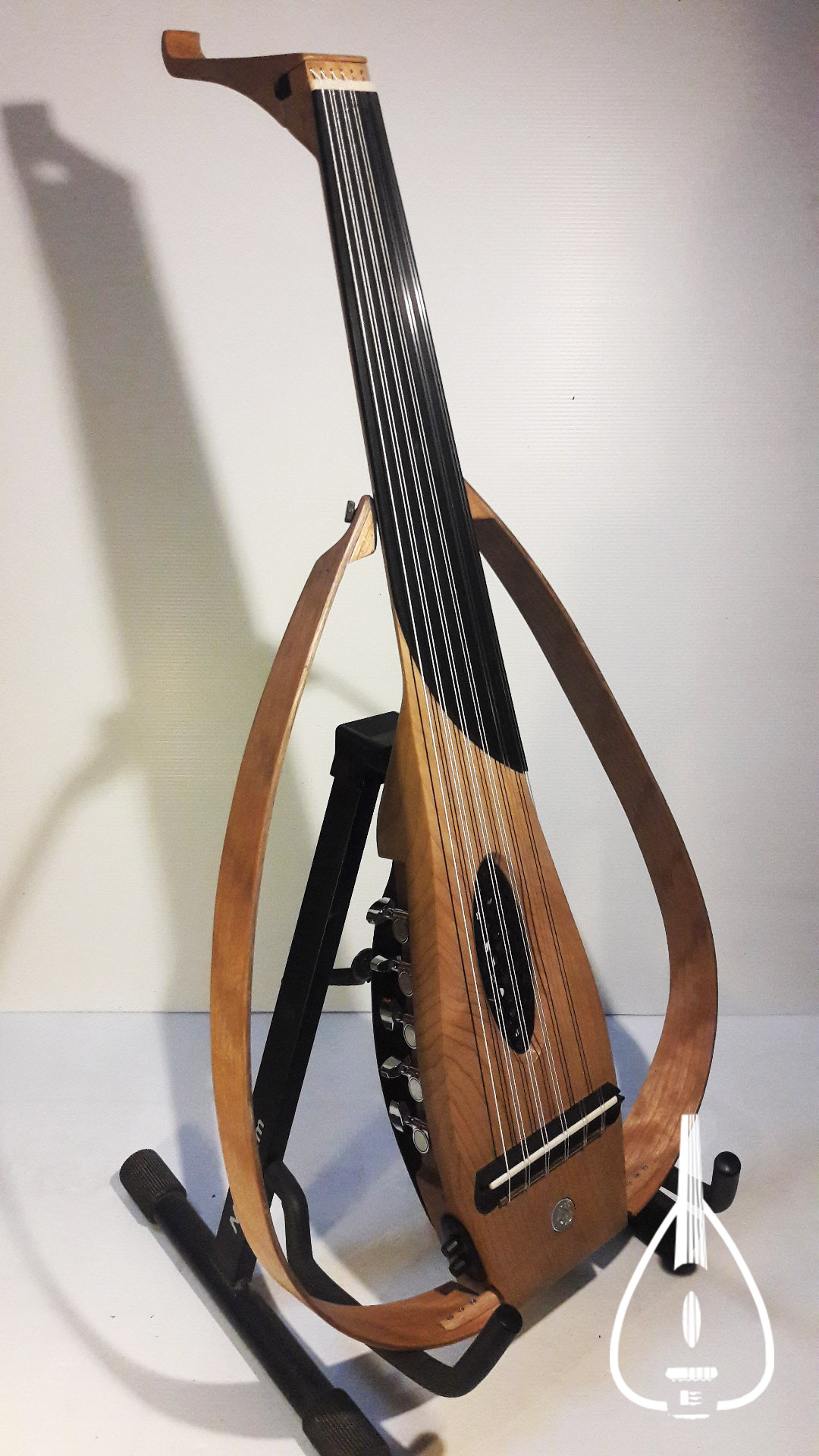 Sylent-oud v3 wood hoops profil