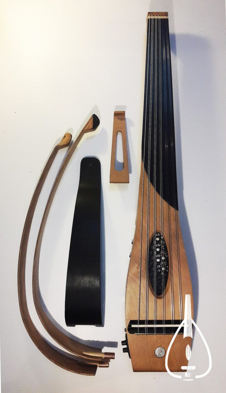 Sylent-oud v3 wood hoops removable