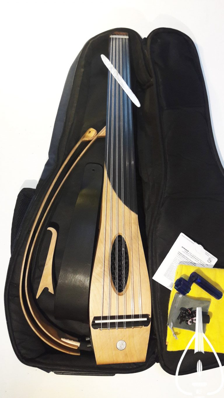 Sylent-oud v3 wood hoops softcase