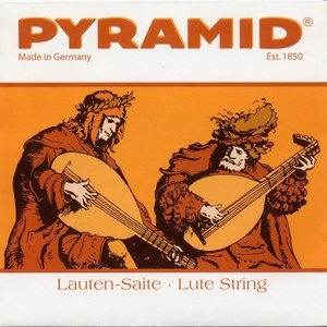 pyramid-lute-set strings عود كهربائي