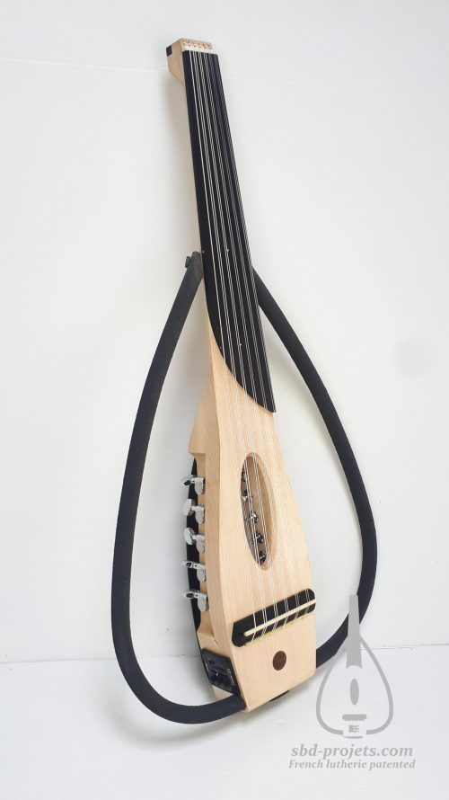 sylent-oud electric arabic basic model maple