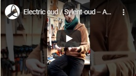 video electric oud sylent-oud